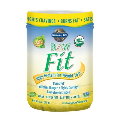 Raw Organic Fit 427 Grams Plus Where To Buy From Garden Of Life