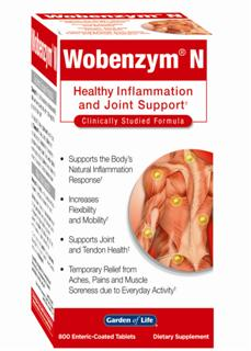 Wobenzym N 800 Tablets
