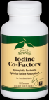 Iodine Co-Factors (120 capsules)* EuroPharma