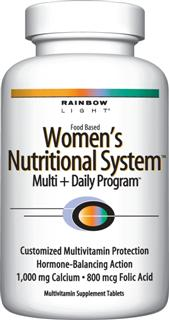 Womens Nutritional System
