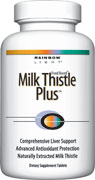 Milk Thistle Plus  Targeted botanical & nutrient support for overall liver health*.
