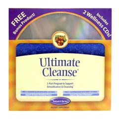 Ultimate Cleanse is a 2 - Part Program for Total Body Detoxification and is the #1 Internal Detox Cleanser in America.