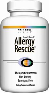 Allergy Rescue  Defends against seasonal discomfort and soothes common symptoms*.