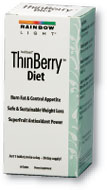 Rainbow Light ThinBerry Diet Safely supports healthy wieght loss, appetite control and conters the signs of aging-no side effects..