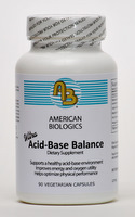 Supplementation with Ultra Acid-Base Balance on a daily basis helps re-establish and maintain the proper pH balance while improving energy and endurance. A proper acid-base environment is fundamental to an optimally functioning metabolism..