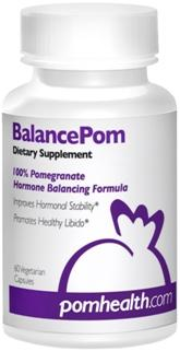 BalancePom provides natural, safe and effective relief from hormonal imbalance..