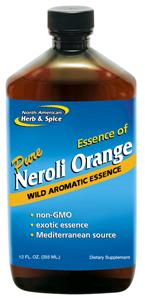 Hydrosol made exclusively from true Neroli orange.