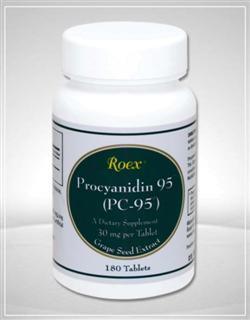 PC-95, Procyanidin 95 (180 tablets).