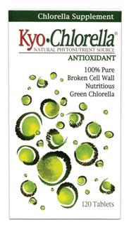 100% Pure Broken Cell Wall Nutritious Green Chlorella. Natural Phytonutrient Source..