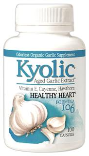 This unique combination of vitamins, herbs and Aged Garlic Extract helps maintain healthy circulation, normal cholesterol levels and overall heart health..