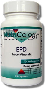 EPD (Enzyme Potentiated Desensitization) is a comprehensive health program, developed by Dr. Leonard McEwen..