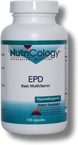EPD (Enzyme Potentiated Desensitization) is a comprehensive program for addressing allergies, developed by Dr. Leonard McEwen..