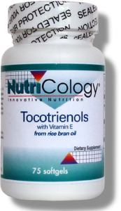 Tocotrienols are important regulators of blood lipids, being involved in the regulation of total cholesterol as well as LDL cholesterol..