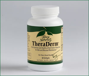 TheraDerm is a blend of plant and marine oils to provide GLA and EPA for healthy 