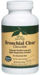 Bronchial Clear Chewable soothes occasional irritation..