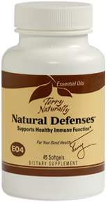 Natural Defenses contains the wonderful and fantastic Ravintsara. Its wide range of benefits and therapeutic properties are not surpassed by any other plant oil..