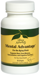 Mental Advantage safe and effective for the Aging Brain.
