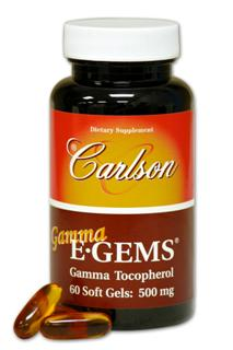 As an active antioxidant, Gamma is one of the 4 tocopherols with Vitamin E activity. A powerful antioxidant supporting cardiovascular health..