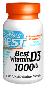 Vitamin D is a nutrient that is critical to many bodily functions. Vitamin D is beneficial for supporting bone health, immune wellness, cardiovascular function, and cellular metabolism. Mounting research is highlighting the ever-increasing benefits of optimal vitamin D status..