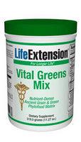 Vital Greens Mix 319.5grams (11.27oz).