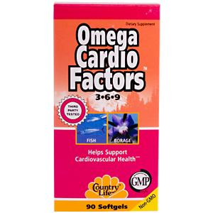 It has been shown that adding omega-3 fatty acids from fish supports healthy cardiovascular function..