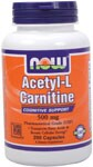 Acetyl-L-Carnitine supports brain function and cellular energy production in the body. Energize your brain and body with 1 capsule per day..