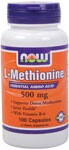 L-Methionine is an essential Amino Acid that supports detox mechanisms in the body..
