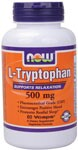 L-Tryptophan is an essential amino acid important in human nutrition for the synthesis of melatonin and serotonin, hormones regulating sleep, positive mood and immune function.* As an essential amino acid, it is not synthesized by the body and must be obtained from the diet. NOW.