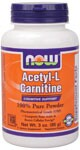 Acetyl L-Carnitine is a highly bioavailable form of L-Carnitine that can cross the blood-brain barrier, where it exerts an antioxidant effect, helps to maintain healthy cellular energy, metabolism and supports brain function..