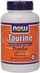 Commonly found in a variety of meats, dairy products and eggs, the amino acid Taurine can be obtained from the diet in minimal amounts..
