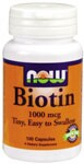 Biotin is a water-soluble vitamin necessary for normal growth and body function. Biotin is a key regulatory element in gluconeogenisis, fatty acid synthesis, and in the metabolism of some amino acids. Alongside its role in energy production, Biotin enhances the synthesis of certain proteins. In addition, Biotin promotes normal immunity and plays a critical role inskin health.*.