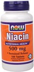 Nutritional Health Sustained Release Vegetarian Formula  Niacin (Vitamin B-3) is an essential B-group vitamin necessary for good health.  Niacin - Forms and Safety.