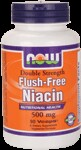 Many Niacin supplements cause a temporary Niacin flush or tingling red rash on the skin when taken in large doses. This flush-free Niacin is formulated to avoid such reactions..