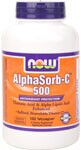 AlphaSorb Vitamin C is formula that includes acerola powder, alpha lipoic acid, citrus bioflaonoids, rose hips and rutin making this a perfect combination of a well absorbed Vitamin C supplement. Vegetarian and Vegan friendly..