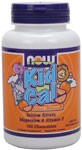 Building healthy bones in children is essential to optimal growth. Kid Cal fills the void for many children who may not be getting through diet. Calcium Citrate, Magnesium & Vitamin D with Real Fruit Concentrate. Vegetarian Formula.Sweetened it with Xylitol and Fructose..