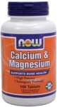 Calcium & Magnesium are essential minerals that work synergistically with one another to promote enhanced absorption. Calcium is necessary for strong bones and teeth, and Magnesium is important for healthy enzymatic activity. Increase bone density with a daily supplement of calcium and magnesium..