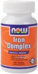 We utilize the superior Albion Labs patented Ferrochel iron chelate which research has shown to be highly absorbed, well tolerated, and non-constipating at recommended levels..