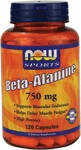 Beta-Alanine is a non-essential amino acid that is used by muscle cells to synthesize Carnosine. Carnosine is a dipeptide (Beta-Alanine plus Histidine) that functions as a buffer for the hydrogen ions (acid) produced during strenuous exercise, thus helping to maintain optimum muscular pH. .