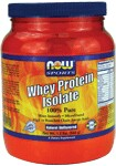 100% Pure Whey Protein Mixes Instantly.  Microfiltered and high in branch chain amino acids needed for athletes or active individuals.  Natural Unflavored. No Aspartame, No Sucralose, No Acesulfame-K. Voted 2005 and 2006 Whole Foods Magazine Best Sports Supplement..
