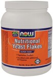NOW Pleasant tasting Nutritional Yeast Flakes are produced from a specially selected strain of Saccharomyces cerevisiae. This yeast is grown on enriched purified cane and beet molasses under carefully controlled conditions..
