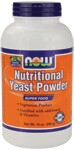 NOW pleasant tasting Nutritional Yeast Powder is produced from a specially selected strain of Saccharomyces cerevisiae. This yeast is grown on enriched purified cane and beet molasses under carefully controlled conditions. This is a primary grown yeast and is therefore NOT a brewery by-product as is brewer's yeast. This ensures freedom from Candida albicans yeast..