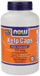 Kelp Caps Green Superfood  325 mcg of Natural Iodine  Supports Thyroid Function  With 150 mg of Dulse  Vegetarian Formula.