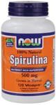 Spirulina 500 mg (120 vcaps).