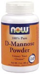 Healthy Urinary Tract  Washes Away Undesirable Particles.*  100% Pure  Vegetarian Product D-Mannose is a simple sugar that occurs naturally in some plants, including cranberries..