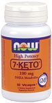 7-Keto safely promote thermogenesis, supporting the maintenance of healthy body weight and boosting metabolism..