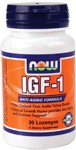 IGF-1, Insulin Growth Factor-1 is a compound produced primarily in the liver through a conversion of HGH, Human Growth Hormone. New Zealand Deer Antler Velvet Extract..