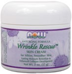 Wrinkle Rescue seals in moisture to keep your skin looking and feeling its best. Set in a gentle base that contains Vitamin E, Green Tea Extract, Biotin, Shea Butter, Avocado and Apricot Oils, Lanablue® and more..