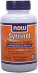 NOW Sytrinol Cholesterol Formula contains the patented and clinically tested ingredient, Sytrinol..