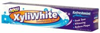 Improve oral health for the whole family naturally with Xyliwhite toothpaste from Now. Flouride and sugar free. Fresher breath and brighter smiles..