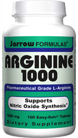 L-Arginine is an amino acid that plays an important role in several important pathways, including the synthesis of proteins.